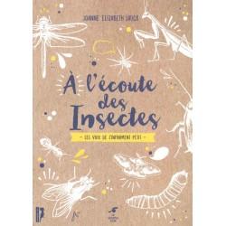 A l'écoute des insectes