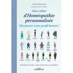 Cahier d'homéopathie...