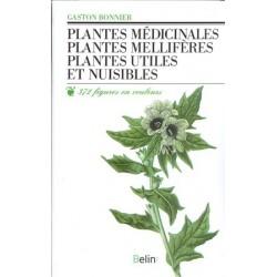 Plantes médicinales mellifères utiles nuisibles