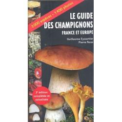 Guide des champignons de France et Europe
