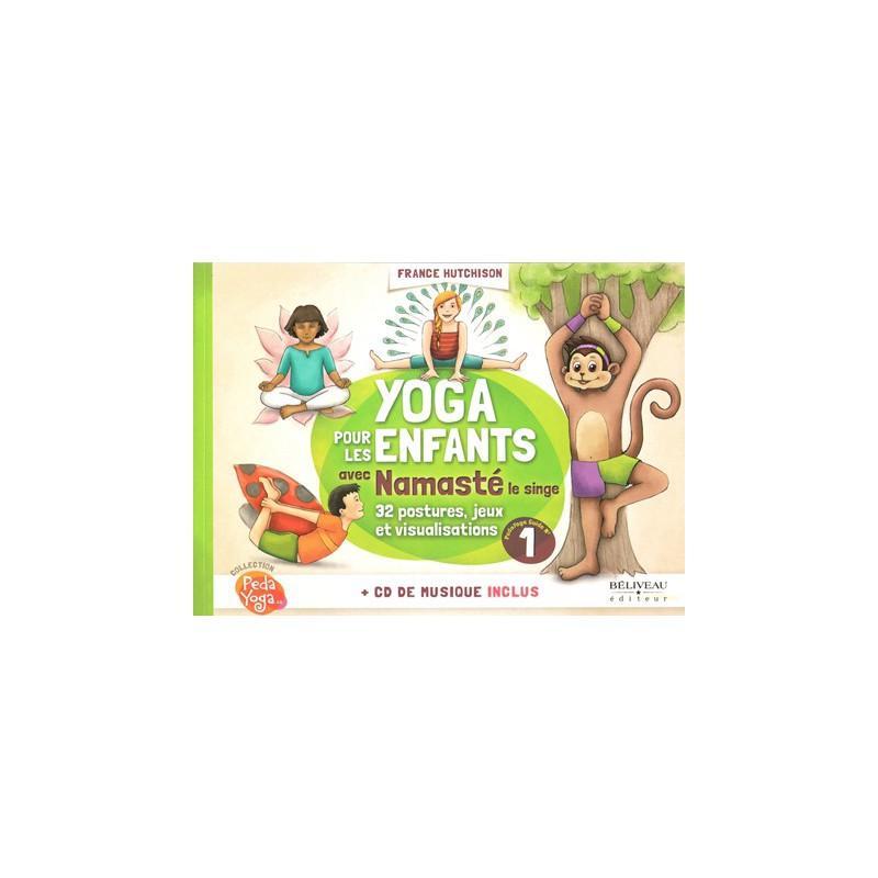 Yoga pour les enfants avec Namasté