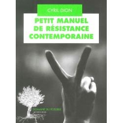 Petit manuel de résistance...