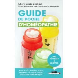 Guide de poche d'homéopathie