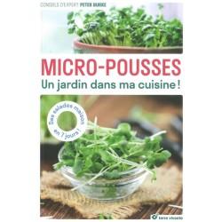 Micro-pousses Un jardin...