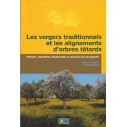 Vergers traditionnels et les alignements d'arbres têtards