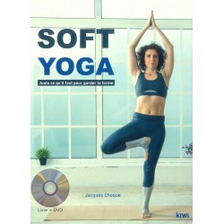 Soft yoga + DVD
