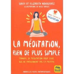 Méditation, rien de plus...