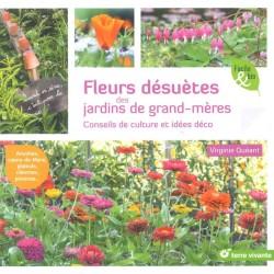 Fleurs désuètes des jardins...
