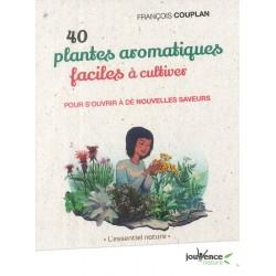 40 plantes aromatiques...