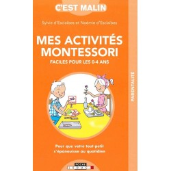 Activités Montessori c'est...