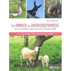 Des animaux au jardin...
