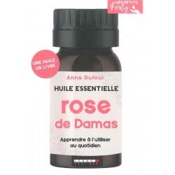 Huile essentielle Rose de...