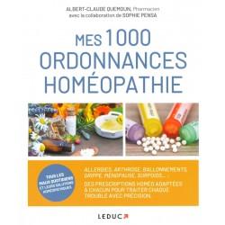 1000 ordonnances...