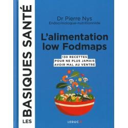 Alimentation low Fodmaps...