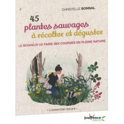 45 plantes sauvages à...