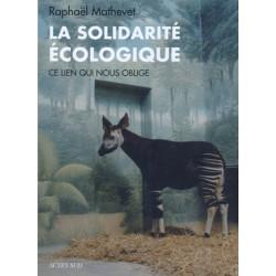 Solidarité écologique (La)