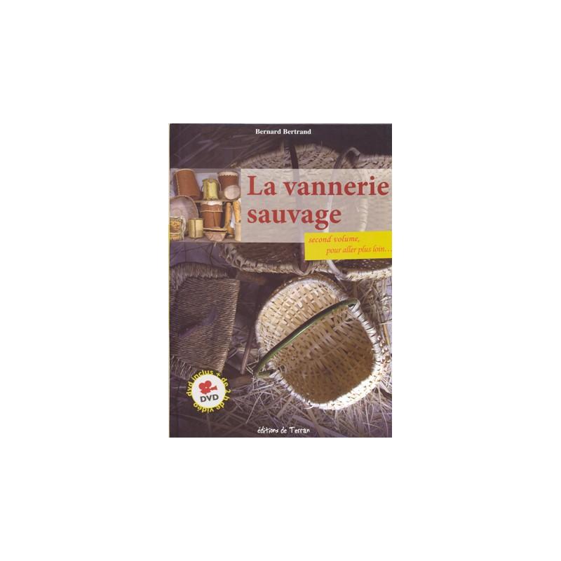 Vannerie sauvage (La) Tome 2 + CD