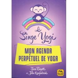 Agenda perpétuel de yoga Le...