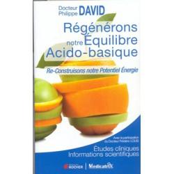 Régénérons notre équilibre acido basique
