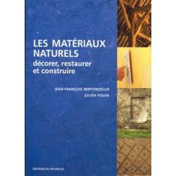 Matériaux naturels (Les)