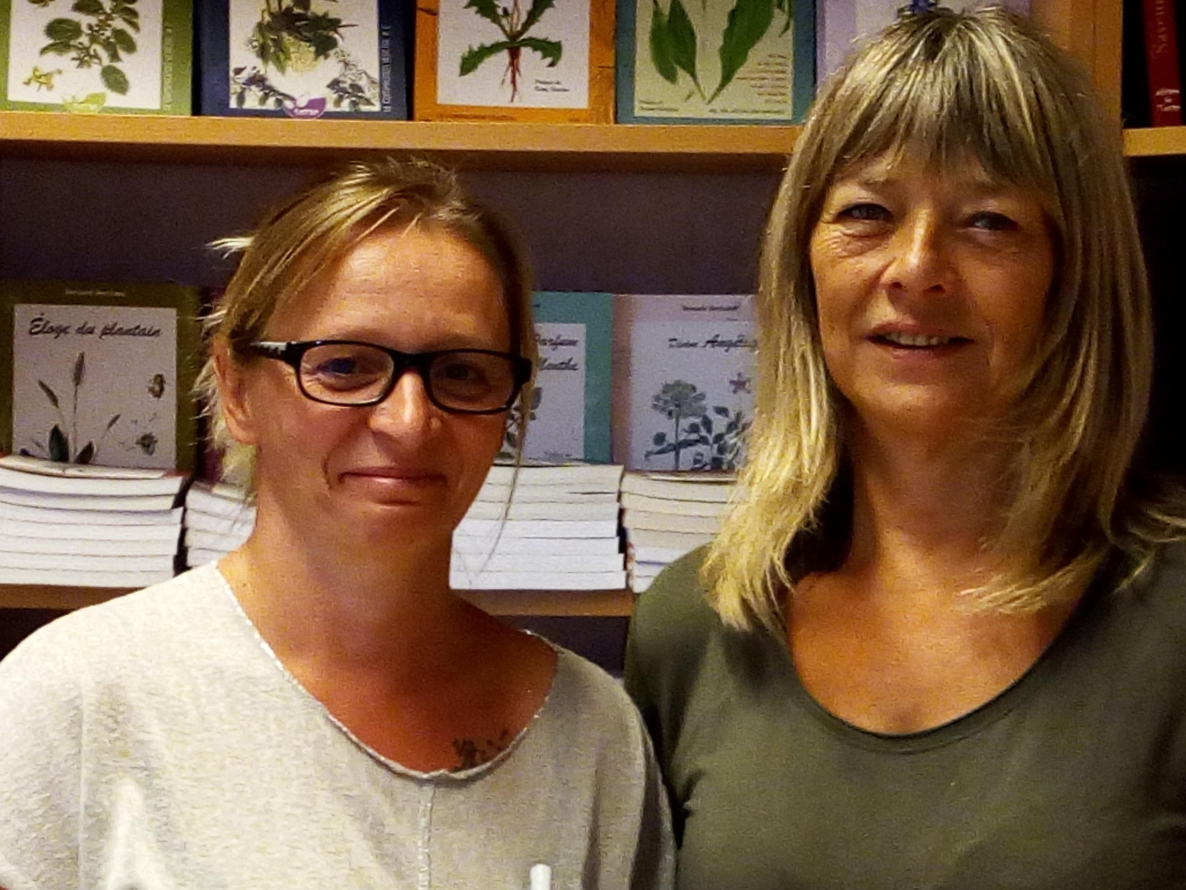 Carole et Dominique pour vous servir !